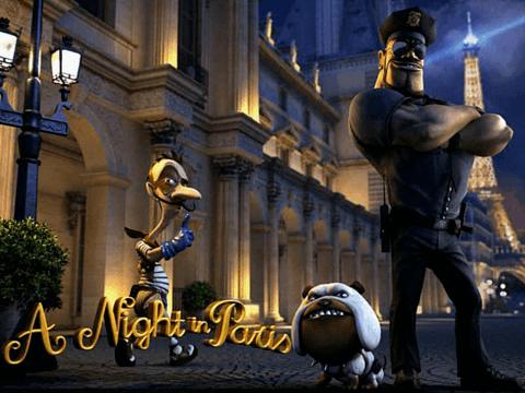 Игровой аппарат A Night In Paris