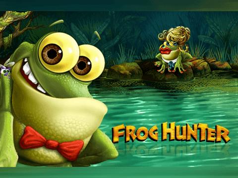 Игровой аппарат Frog Hunter