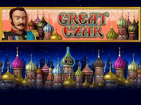 Игровой аппарат The Great Czar