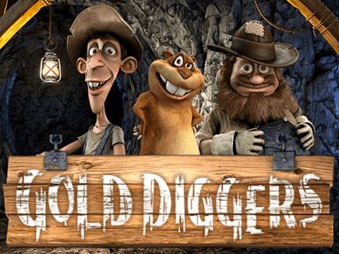 Игровой аппарат Gold Diggers