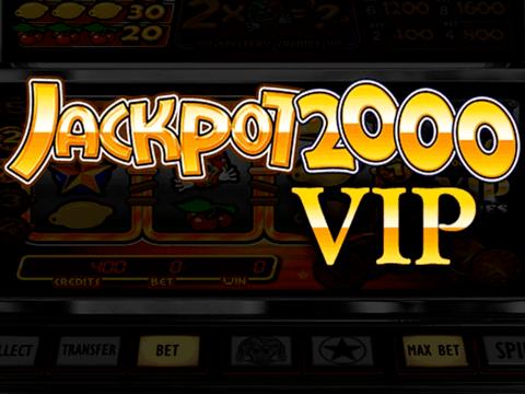 Игровой аппарат Jackpot 2000 VIP