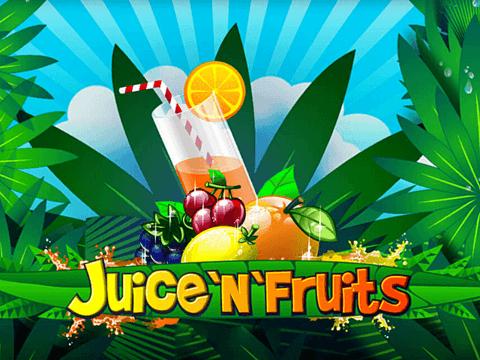 Игровой аппарат Juice And Fruits
