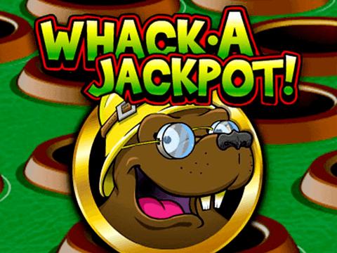 Игровой аппарат Whack A Jackpot