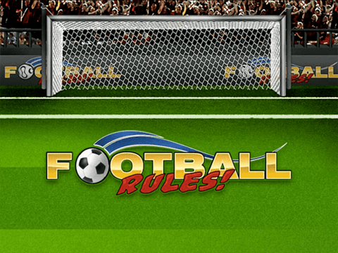 Игровой аппарат Football Rules!
