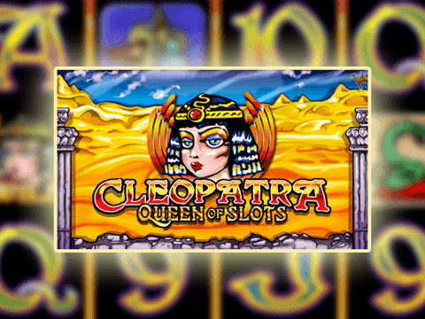 Игровой автомат Клеопатра Королева Слотов