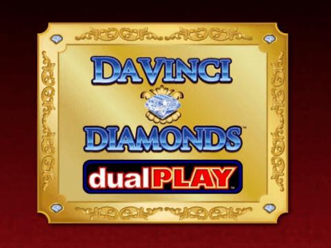 Игровой автомат Da Vinci Diamonds: Dual Play