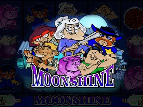 Игровой аппарат Moonshine