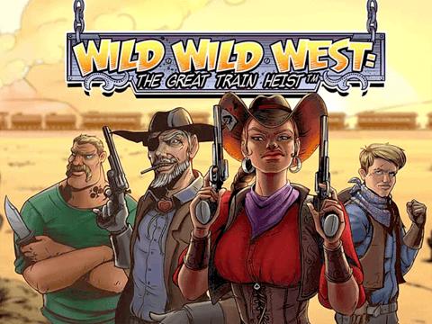 Слот Wild Wild West: The Great Train Heist