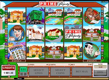 Игровой автомат Prime Property - фото № 1