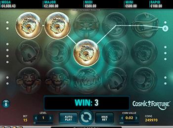 Игровой автомат Cosmic Fortune - фото № 3