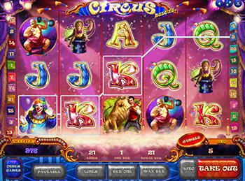 Игровой автомат Circus - фото № 4