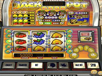 Игровой автомат Jackpot 6000 - фото № 1