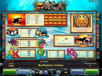 Игровой автомат Orca - фото № 3