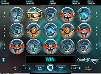 Игровой автомат Cosmic Fortune - фото № 1