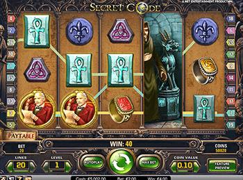 Игровой автомат Secret Code - фото № 4
