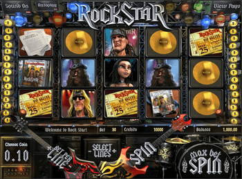 Игровой автомат Rockstar - фото № 1