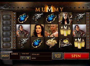 Игровой автомат The Mummy - фото № 4