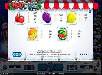 Игровой автомат Fruit Shop - фото № 1