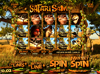 Игровой автомат Safari Sam - фото № 3