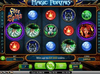 Игровой автомат Magic Portals - фото № 2