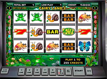 Игровой автомат Fairy Land 2 - фото № 1