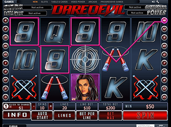 Игровой автомат Daredevil - фото № 4