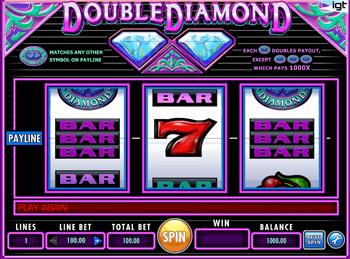 Игровой автомат Double Diamond - фото № 5