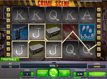 Игровой автомат Crime Scene - фото № 4