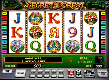 Игровой автомат Secret Forest - фото № 6
