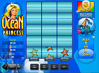 Игровой автомат Ocean Princess - фото № 3