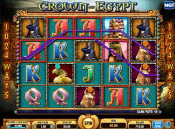 Игровой автомат Crown of Egypt - фото № 2