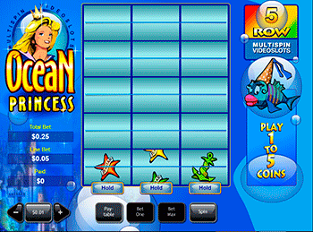 Игровой автомат Ocean Princess - фото № 2