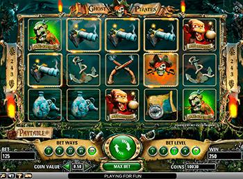Игровой автомат Ghost Pirates - фото № 6