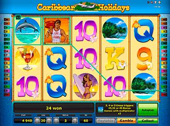 Игровой автомат Caribbean Holidays - фото № 3