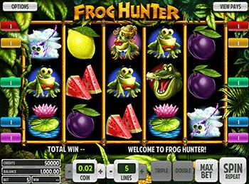 Игровой автомат Frog Hunter - фото № 4