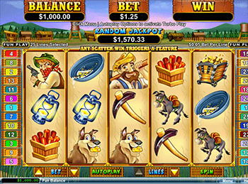 Игровой автомат Paydirt - фото № 3