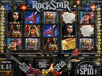 Игровой автомат Rockstar - фото № 5