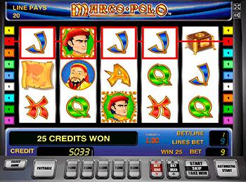 Игровой автомат Marco Polo - фото № 3
