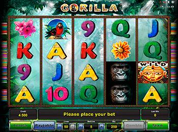 Игровой автомат Gorilla - фото № 6