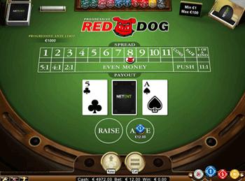 Игровой автомат Red Dog Progressive - фото № 3