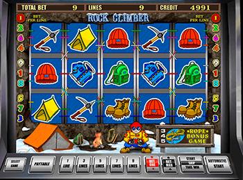 Игровой автомат Rock Climber - фото № 3