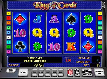 Игровой автомат King of Cards - фото № 2