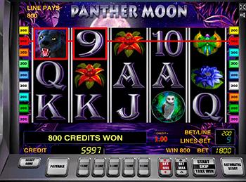 Игровой автомат Panther Moon - фото № 5