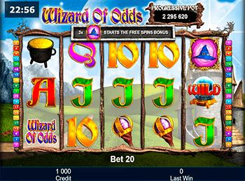 Игровой автомат Wizard Of Odds - фото № 4