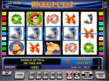 Игровой автомат Marco Polo - фото № 6