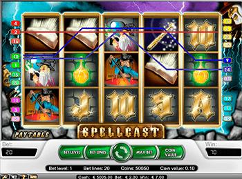Игровой автомат Spellcast - фото № 4