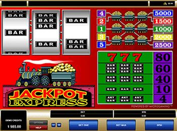 Игровой автомат Jackpot Express - фото № 5