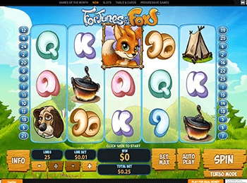 Игровой автомат Foxy Fortunes - фото № 1