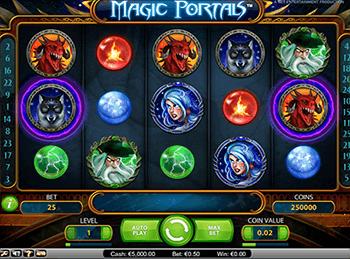 Игровой автомат Magic Portals - фото № 1
