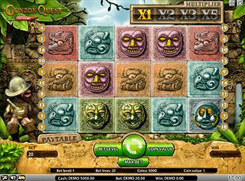 Игровой автомат Gonzo's Quest Extreme - фото № 3